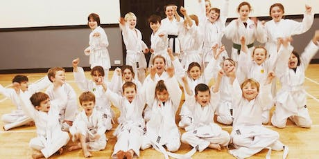 FREE Open Day and Enrolment for Martial Arts, Fitness and Dance Classes tickets