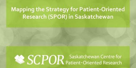 Mapping SPOR in Saskatchewan - Hosted by SCPOR tickets