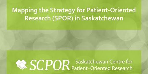 Mapping SPOR in Saskatchewan - Hosted by SCPOR