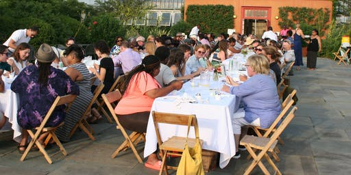 Big Table Dinner - Garfield Park Conservatory