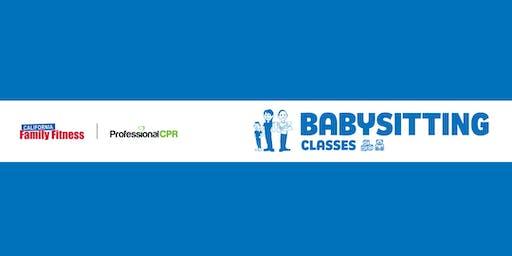 Babysitting Class (Rocklin)
