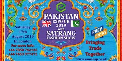 Pakistan Expo UK 2019