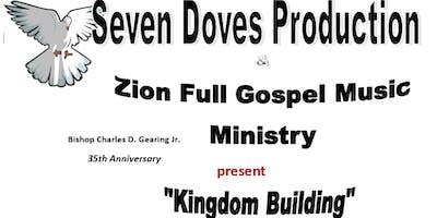"""Gospel Music Extravaganza """"Kingdom Building""""."""