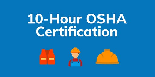 OSHA 10-Hour Course
