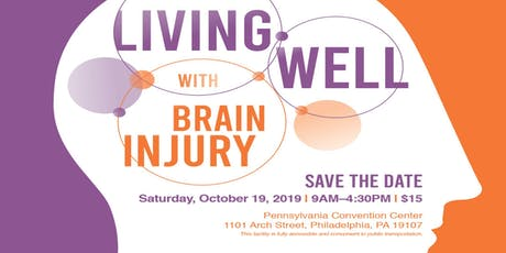 Living Well with Brain Injury tickets