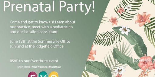 Prental Party (Ridgefield-West End)