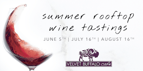 Summer Rooftop Wine Tasting tickets