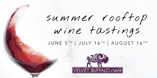 Summer Rooftop Wine Tasting