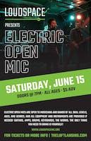 Electric Open Mic
