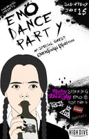 EMO DANCE PARTY! w/ The EMO G's • DJ Baby Van Beezly • Emotional Distress