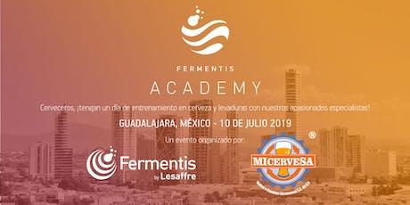 Fermentis Academy Guadalajara 2019 boletos