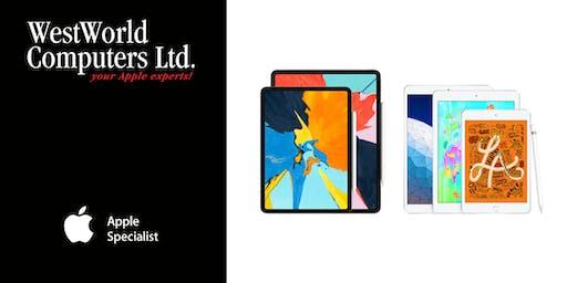 iPad/ iPad Pro Basics