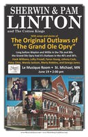 Outlaws of the Grand Ole Opry by Sherwin Linton