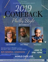 The Comeback – Philly Style