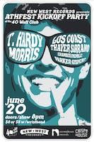 New West Kick Off Party: T Hardy Morris, Los Coast, Thayer Sarrano Chamber, Parker Gispert