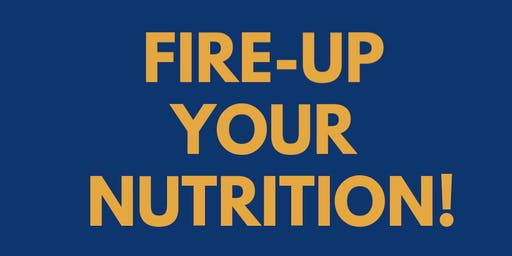 Part 2- Health Body Series: Fire-Up Your Nutrition- Cooking Class with Chef Sonja Andersen