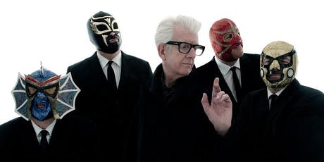Nick Lowe & Los Straitjackets, Patty Griffin, and more on Mountain Stage tickets