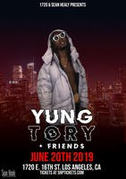Yung Tory + Special Guests