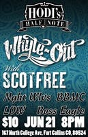 Whyte-Out w/ ScotFree, Nght Wlvs, BBMC, Low, Boss Eagle