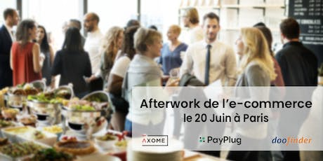 L'Afterwork de l'e-commerce billets