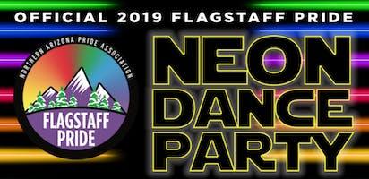 Neon Dance Party