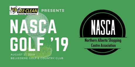 NASCA Golf Tournament 2019 tickets