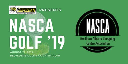 NASCA Golf Tournament 2019