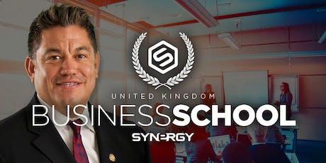 June Module: Synergy UK Business School tickets