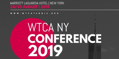 WTCA  Conference New York - Billie Jean King Keynote Speaker