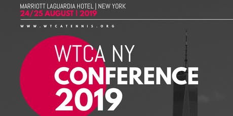 WTCA  Conference New York - Billie Jean King Keynote Speaker tickets