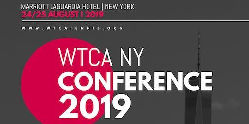 WTCA  Conference New York - Billie Jean King Keynote Speaker