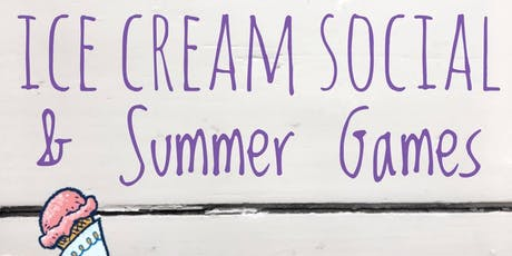 Ice Cream Social & Summer Games at the Greeley House Museum tickets