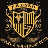 Fresno Beard and Mustache Club 10th Anniv. Party