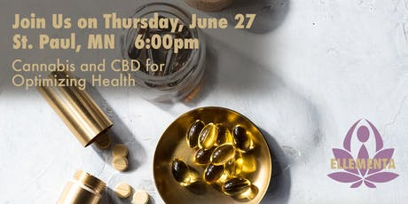Ellementa St. Paul: Cannabis and CBD for Optimizing Your Health tickets