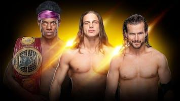 NXT LIVE #NXTOKC