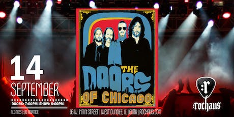 The Doors of Chicago tickets