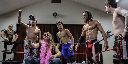 Live Wrestling in Black Notley
