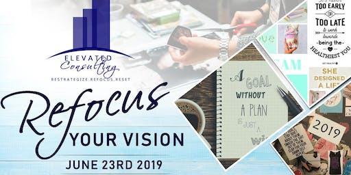 Refocus Your Vision