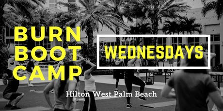 Bootcamp at Hilton West Palm Beach tickets