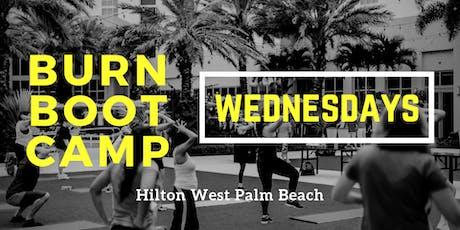 Bootcamp at Hilton West Palm Beach tickets