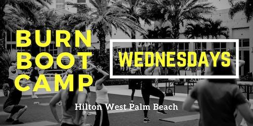Bootcamp at Hilton West Palm Beach