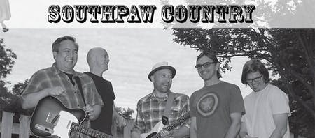 FREE Happy Hour Show! Southpaw Country