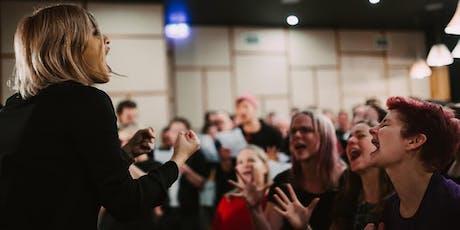 Pub Choir tickets