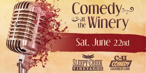 Sleepy Creek Presents: C-U Comedy - June 22, 2019