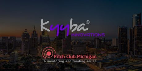 Pitch Club Ann Arbor @ SPARK  tickets