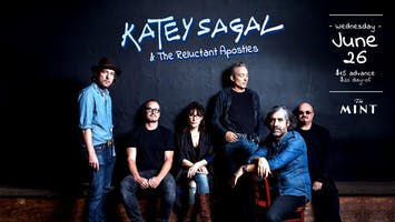 California Rocker Presents: Katey Sagal and The Reluctant Apostles