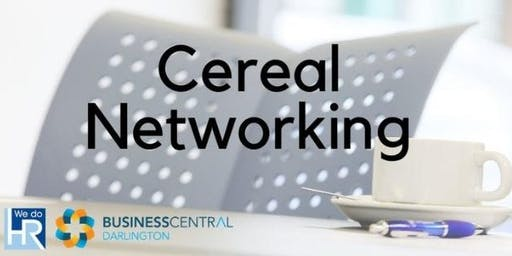 Cereal Networking - Absence Management: Are you sick of sick employees?