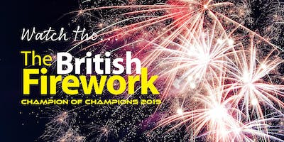 British Firework Championships Plymouth 2019