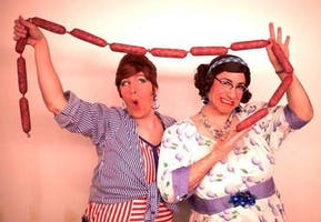 The Calamari Sisters in SAUSAGEFEST
