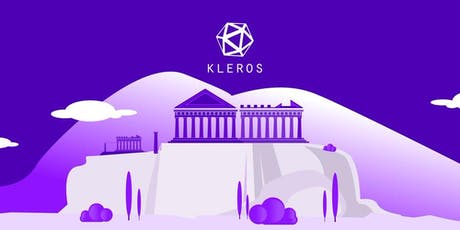Kleros: Learn smart contract development on Ethere tickets